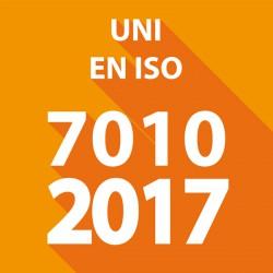 Adeguamento pacchetto pittogrammi - UNI EN ISO 7010:2017