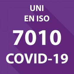 COVID-19 - Segnaletica utile UNI EN ISO 7010