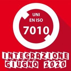 Integrazione Segnaletica di Divieto - UNI EN ISO 7010